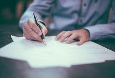 הפקדת צוואה ברשם הירושות